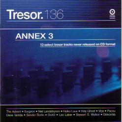 Tresor.136 - Annex 3 [ CD ]
