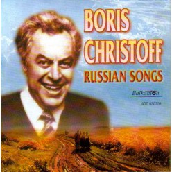 Boris Christoff - Russian Songs [ CD ]