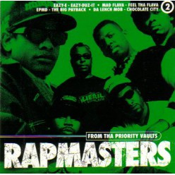 Rapmasters - From Tha Priority Vaults vol.2 [ CD ]