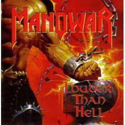 Manowar - Louder Than Hell [ CD ]