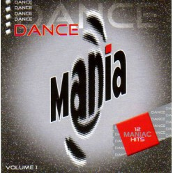 Dance Mania vol.1 [ CD ]