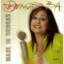 Тони Димитрова - Made in Burgas [ CD ]