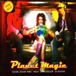 Planet Magic - Global House Vibes - Double Box Set [ 2 CD ]
