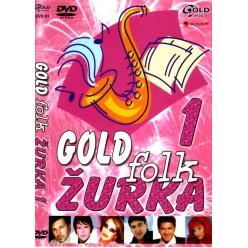 Gold folk Zurka 1 [ DVD ]