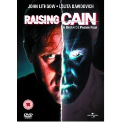 Пристъп на безумие - Raising Cain [ DVD ]