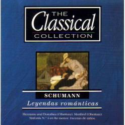Schumann - Leyendas romanticas [ CD ]