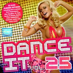 Dance It vol.25 [ CD ]