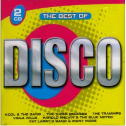 Best Of Disco, The - Various Artists [ 2 CD ]