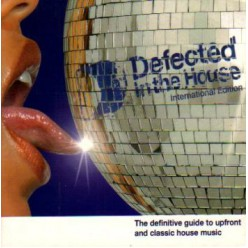 Defected in the House - International Edition [ CD ]