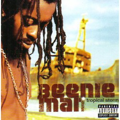 Beenie Man - Tropical storm [ CD ]