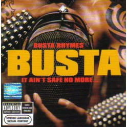 Busta Rhymes - It  Aint Safe No More [ CD ]