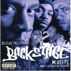Backstage - Mixtape [ CD ]